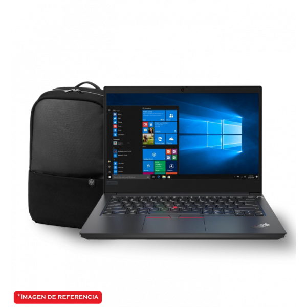 "Combo Portátil HP 15"" Intel Core i3 8GB + Morral"