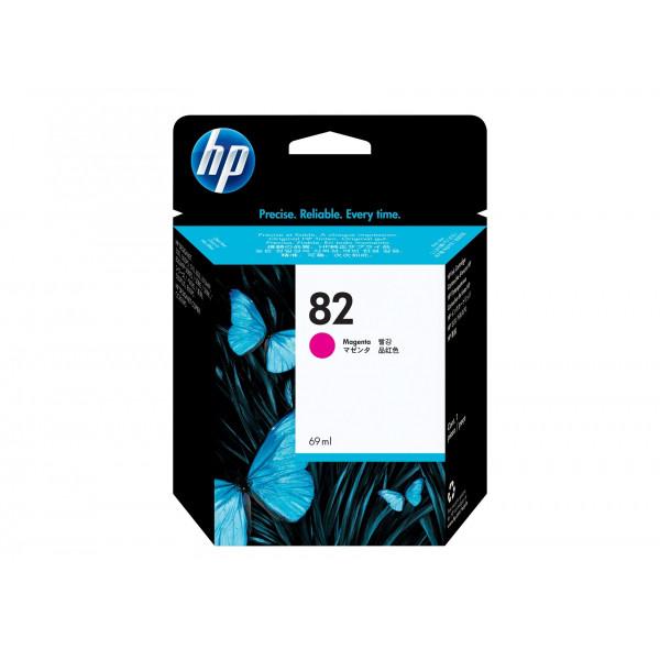 Cartucho de tinta HP 82 DesignJet Magenta de 69 ml