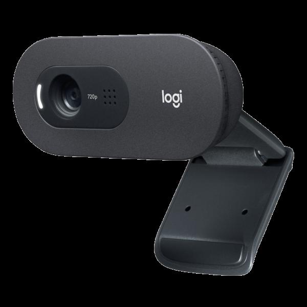 Cámara web HD Logitech C505