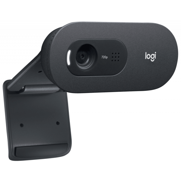 Cámara web empresarial HD Logitech C505e