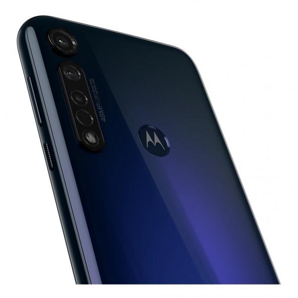 Celular Moto G8 plus 64GB Azul