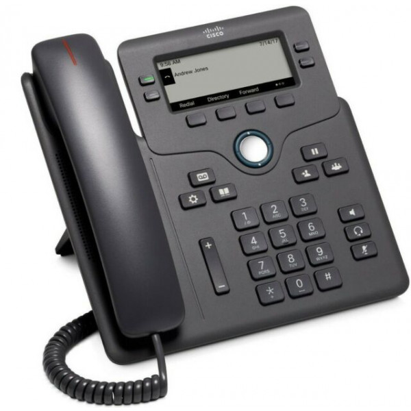 Cisco 6851 Phone for MPP, Grey