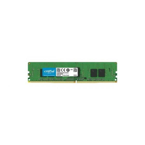 Memoria RAM Crucial 8Gb Ddr4 2666Mt/S (Pc4-21300) Cl19 Sr X8 Ecc Registered Dimm 288Pin