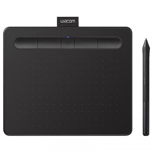 Tabla Digitalizadora Wacom Intuos Comfort S Pen Bluetooth Black