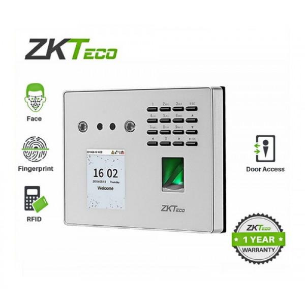 Terminal de control de acceso ZKTeco MB560-VL Blanco