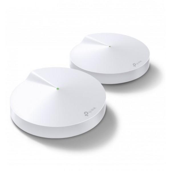 Router TPLINK WIFI de malla Doble banda  AC1300 Gigabit Pack por 2 Unidad