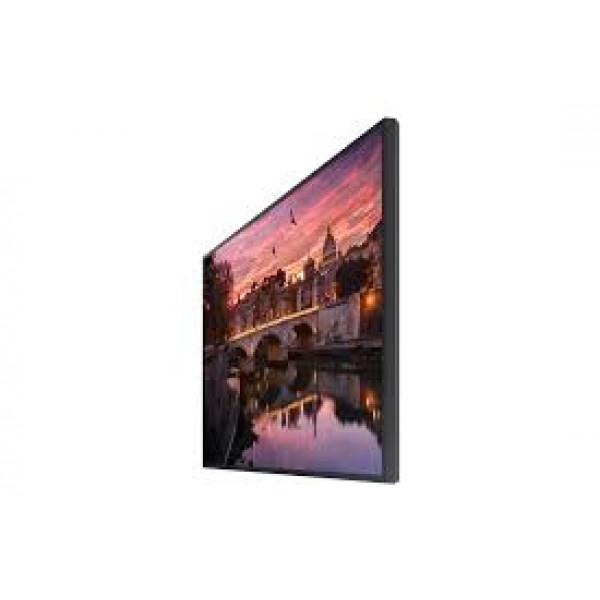 Samsung Monitor Industrial QB55R Tamaño: 55, Resolución 3840X2160 (16:9) 4K UHD, Brillo 350 nit,Certificación contra polvo IP5X, Contraste: 4000:1, Características: uso 16 horas/día, Garantía:  3 años