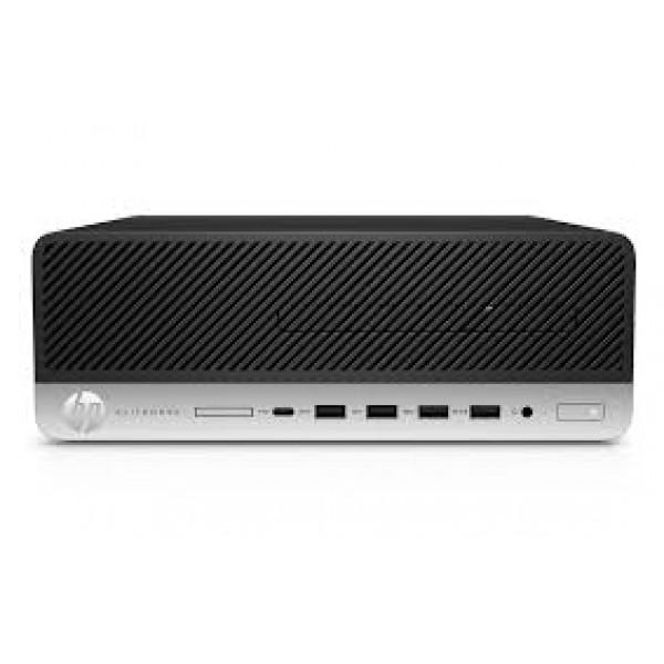 "Combo Computador HP SFF EliteDesk 705 Ryzen 5 Pro +  MONITOR P204v 19.5"""