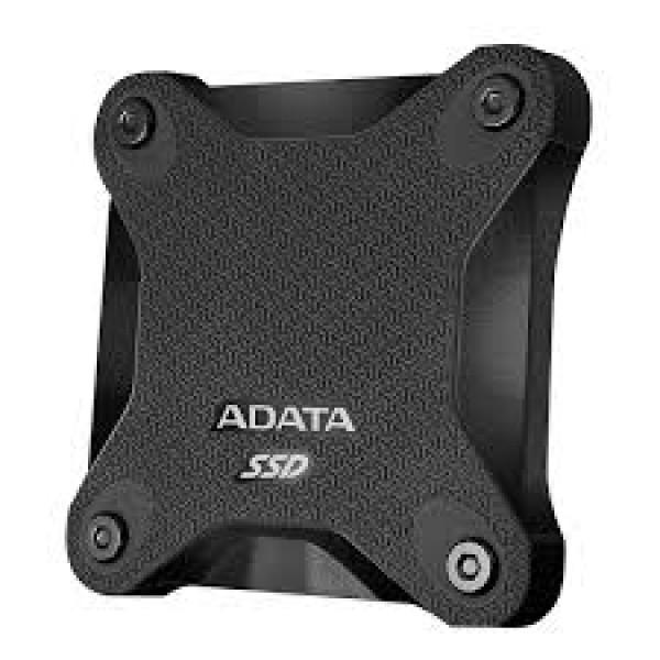 Disco de estado sólido externo Adata 240GB SD600 Negro