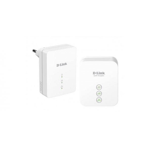 PowerLine AV Wireless D-link N150 Mini Starter Kit