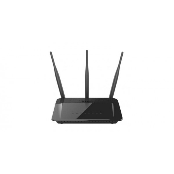 router D-link Wireless Ac750 Dual Band, 40-Gigabit Stacking : Enhanced Image