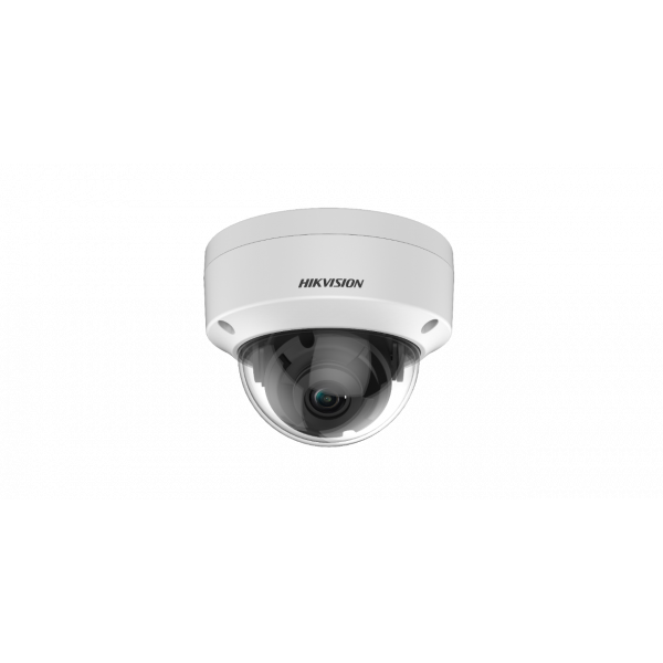 Cámara De Seguridad Tipo Domo Sencilla HikVision