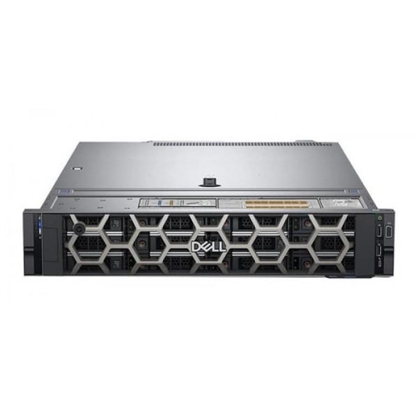 Servidor Dell EMC PowerEdge R540 /Intel Xeon Silver 4208 /16GB/2TB SATA HD/PERC H330/iDRAC9 Basic