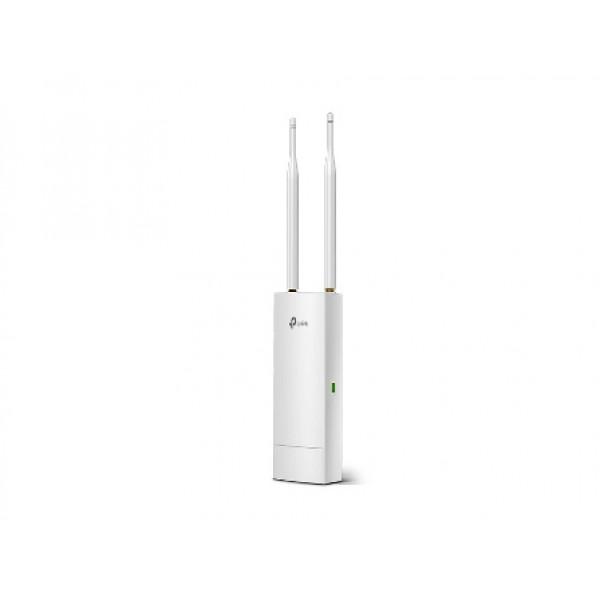 Access Point TP-LINK Inalámbrico para Exteriores Wi-Fi de hasta 300Mbps con la tecnología MIMO 2x2