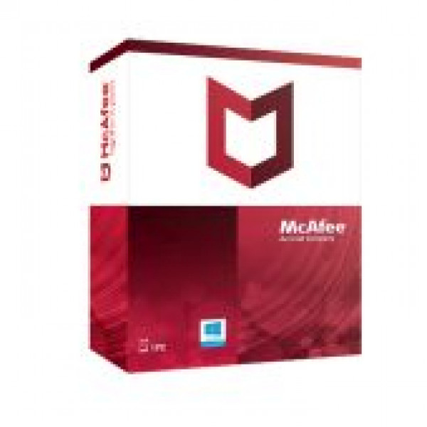 McAfee Gold Software Support - 1 año - Servicio