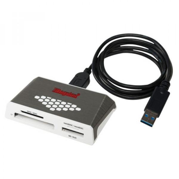 Lector de Tarjeta USB 3.0 SuperSpeed All-in-One Media Card Reader Gen 4