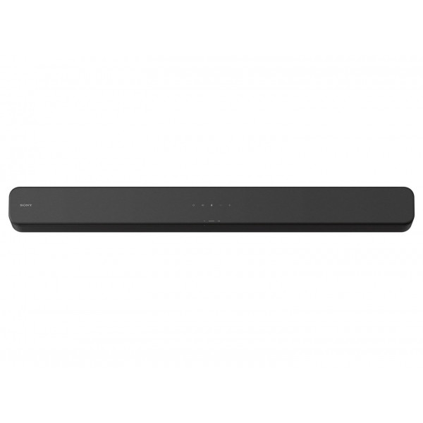Barra de sonido única de 2 canales con tecnología Bluetooth® HT-S100F