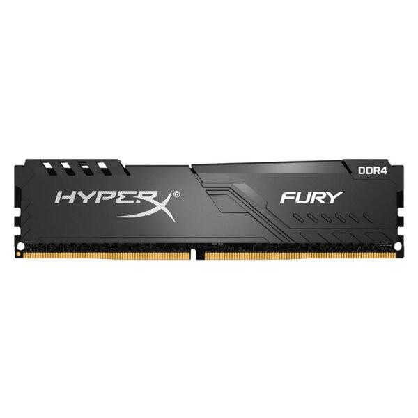 Memoria RAM HyperX FURY Black 16GB 2666MHz DDR4 CL16 DIMM