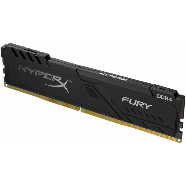Memoria ram HyperX FURY Black para Pc 8GB DDR4 3200MHz