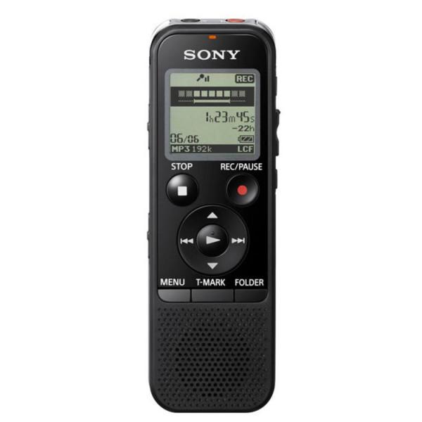 Grabador Sony de voz digital con USB integrado, 4GB de memoria,  batería AAAx2
