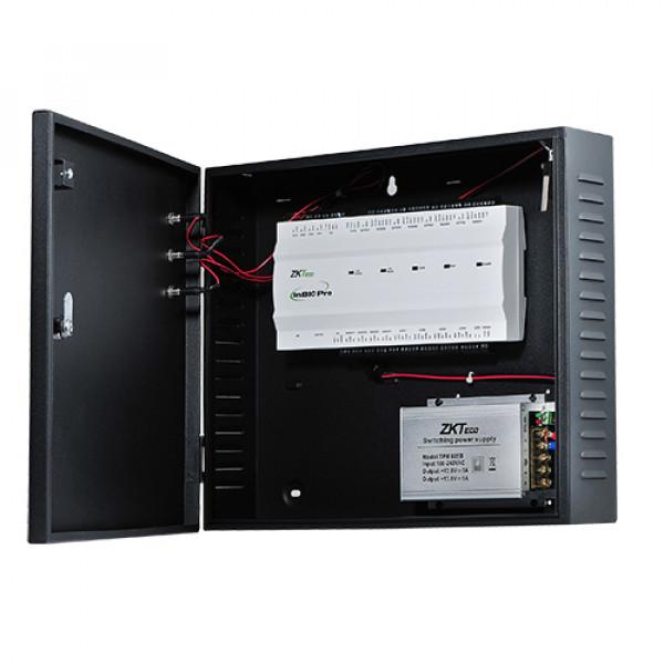 Panel IP de control de acceso ZKTeco InBio 260 Pro Box