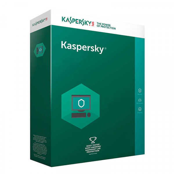 Kaspersky Endpoint Security For Business - Advanced Latin America Edition. 25-49 Node 1 año