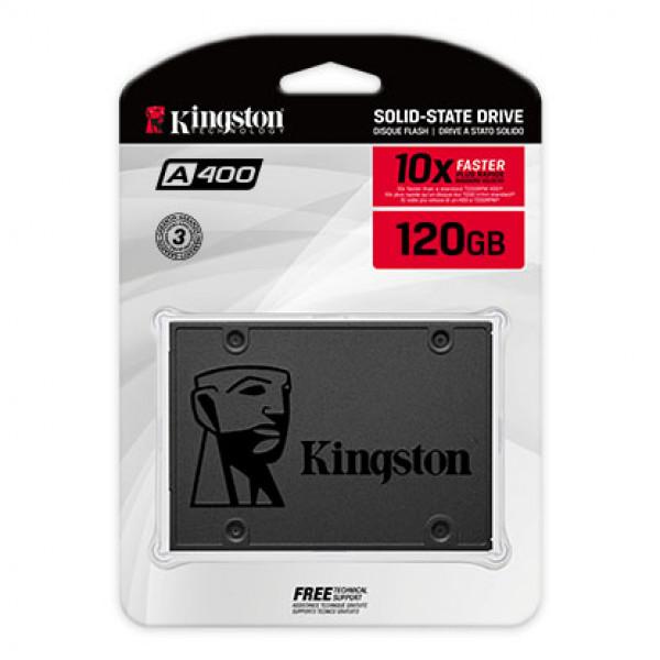 Disco de estado sólido Kingston SSD 120GB