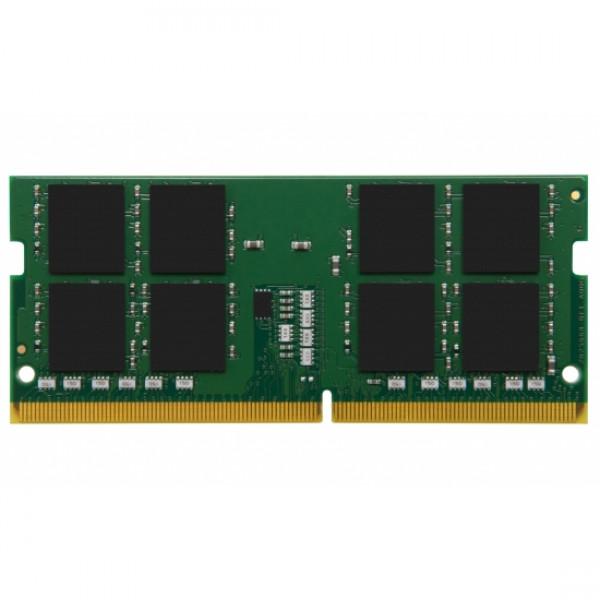 Memoria RAM para portatil KVR Kingston DDR4 2666MHz CL19 8GB SODIMM 1Rx16