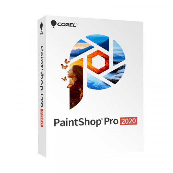 Licencia de PaintShop Pro 2020 Education Edition (251+)