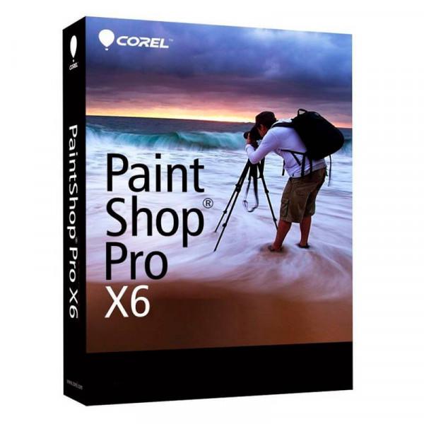Corel PaintShop Pro - Mantenimiento - 1 usuario - 1 año - Nivel de precio 1 - (1-4) - Volumen - Licencia contractual de Corel (CCL), Licencia transaccional de Corel (CTL) - PC