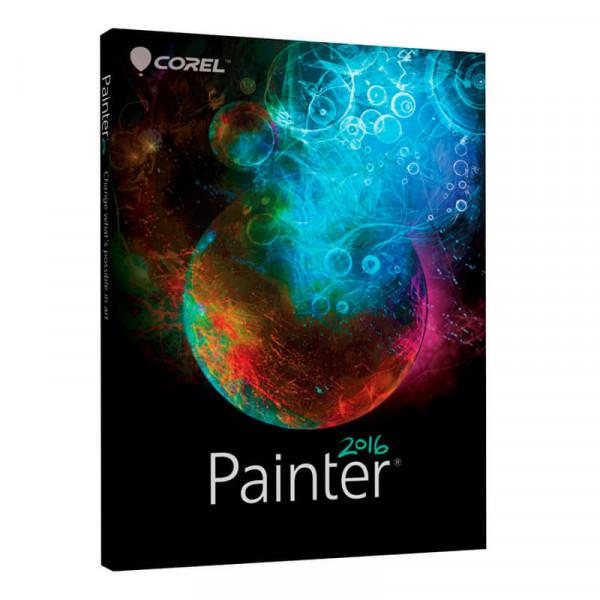 Formación de pintor 1 año de protección de actualización de CorelSure (51-250)