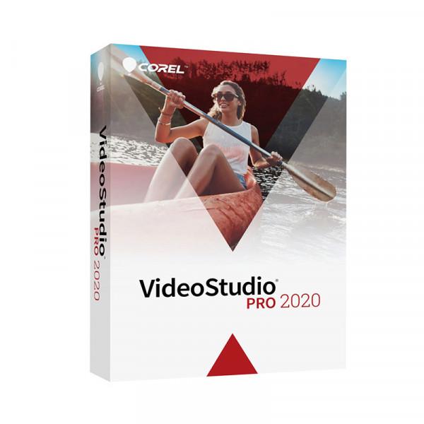 Corel VideoStudio 2020 BE. 1 año de soporte técnico (251-500)