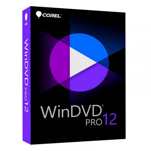 Corel WinDVD v. 12 Licencia 1 usuario académico CTL Nivel A 1-60 Win Multi-Lingual