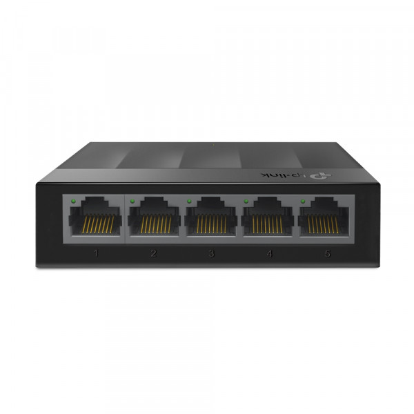 Switch TPLINK Gigabit de escritorio de 5 puertos, 10/100