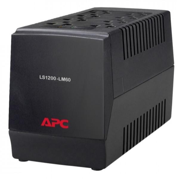 Regulador de voltaje automático APC Line-R 1200VA