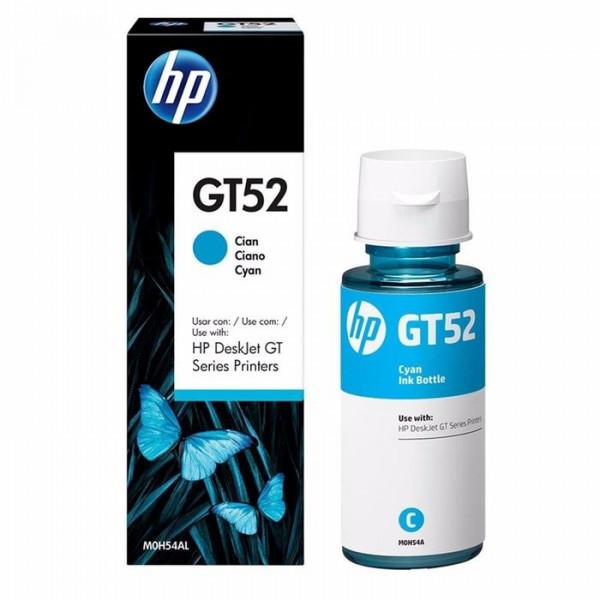Cartucho HP Cyan Gt52 Botella