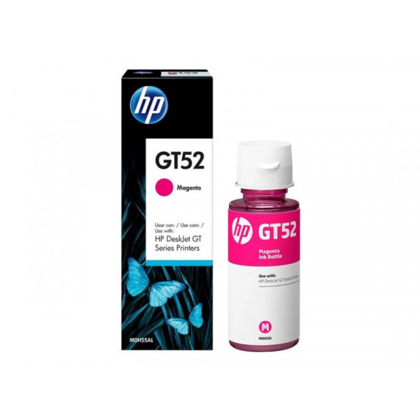 CARTUCHO HP MAGENTA GT52 Botella