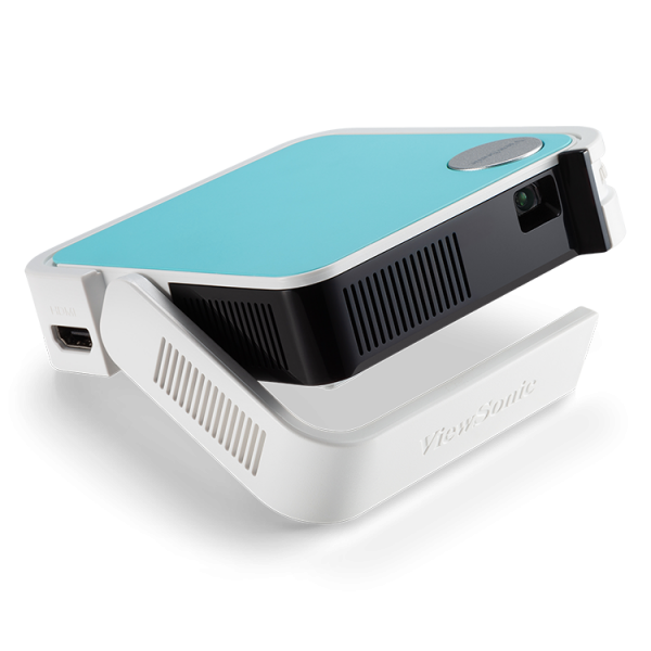 Proyector ViewSonic LED Smart Ultraportátil con Altavoz Bluetooth JBL