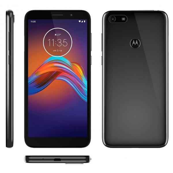 Motorola Moto E6 Play Negro 32GB