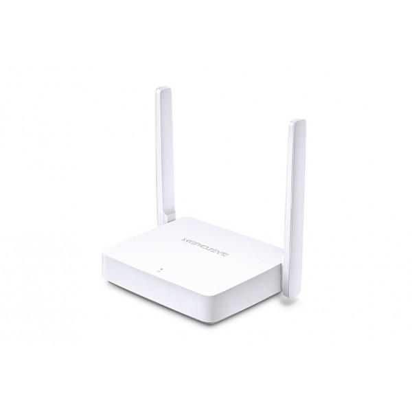 Router inalámbrico N de 300Mbp- 2 Antenas externas.