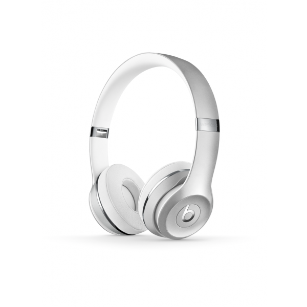 Auriculares Beats Solo3 Wireless - Plata satén