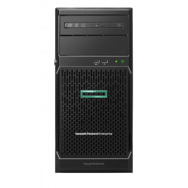 Servidor HPE ProLiant ML30 Gen10 Torre - Intel Xeon E-2224