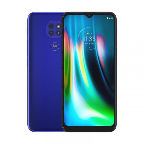 Celular Motorola One Fusion 128GB -Azul