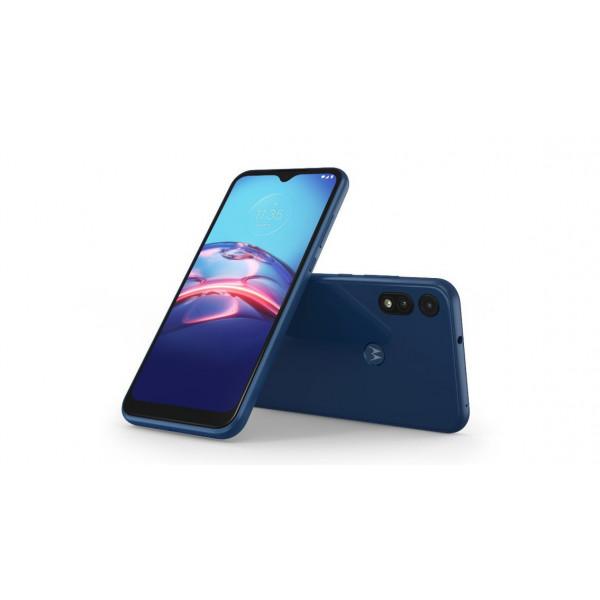 Celular Motorola E7 PLUS Moto XT2081-1- Azul