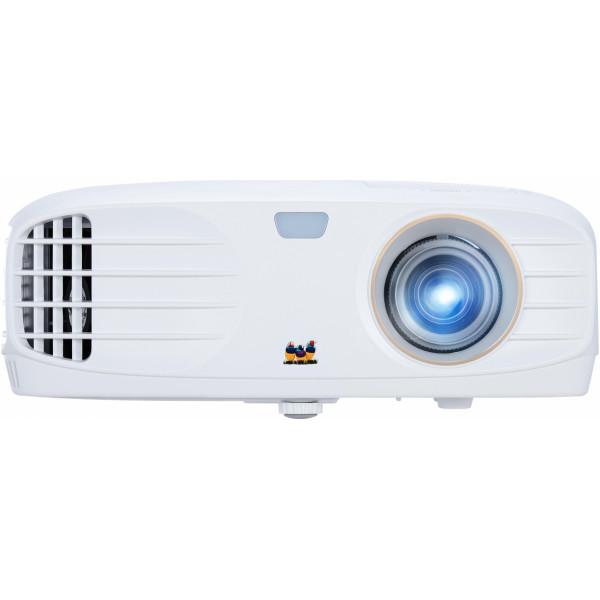 Proyector ViewSonic UHD 4K para entretenimiento en el salón