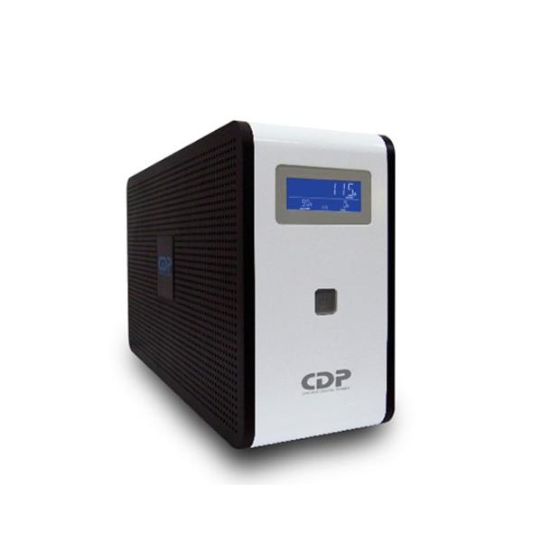 UPS CDP Interactiva CDP, 2000VA/1200W 10 Tomas de Salida Pantalla LCD Software de monitoreo