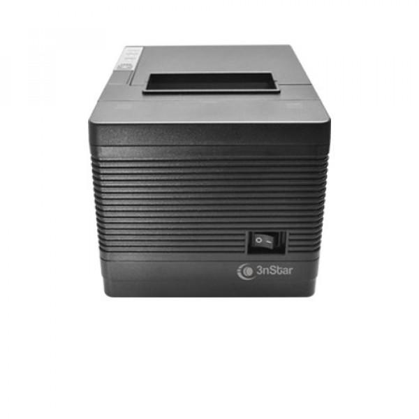 Impresora de Tickets 3nstar RPT008 - Térmica Directa - 260 mm/s - 80mm - USB - Serial - Ethernet - Autocortador