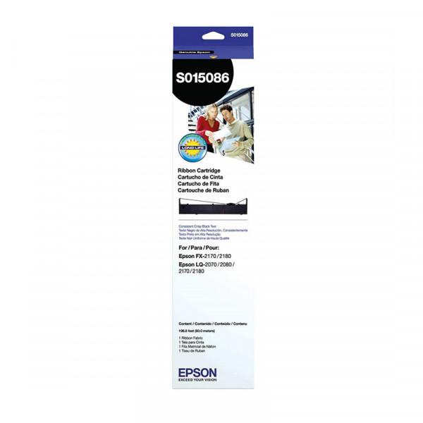 Cartucho de cinta Negra Epson para impresora de matriz de punto