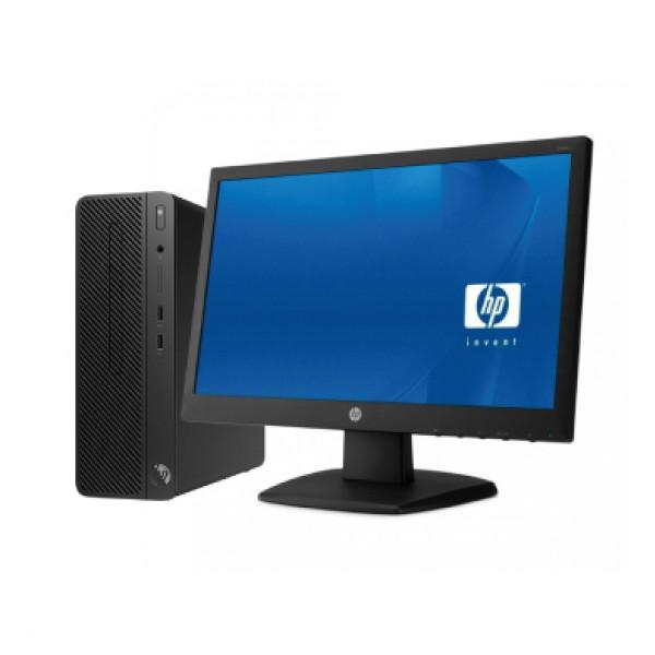 """Computador HP SFF 280 Core i3 + Monitor HP Value HPV194 18.5"""""""
