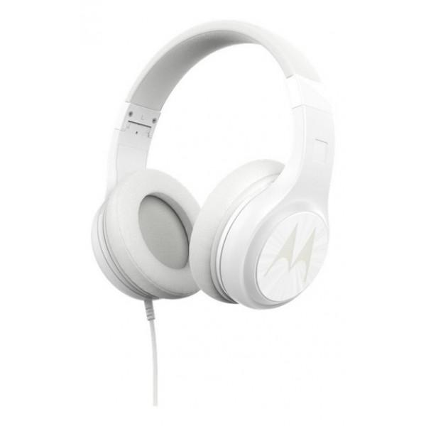 Audífonos Tipo Diadema Motorola Pulse 120 Blancos